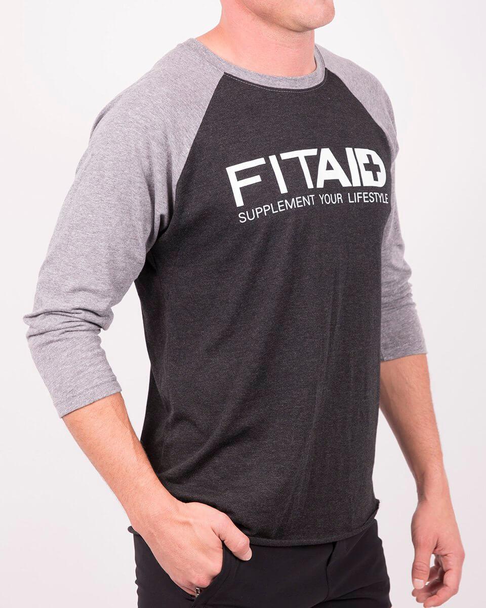 FITAID RAGLAN T-SHIRT