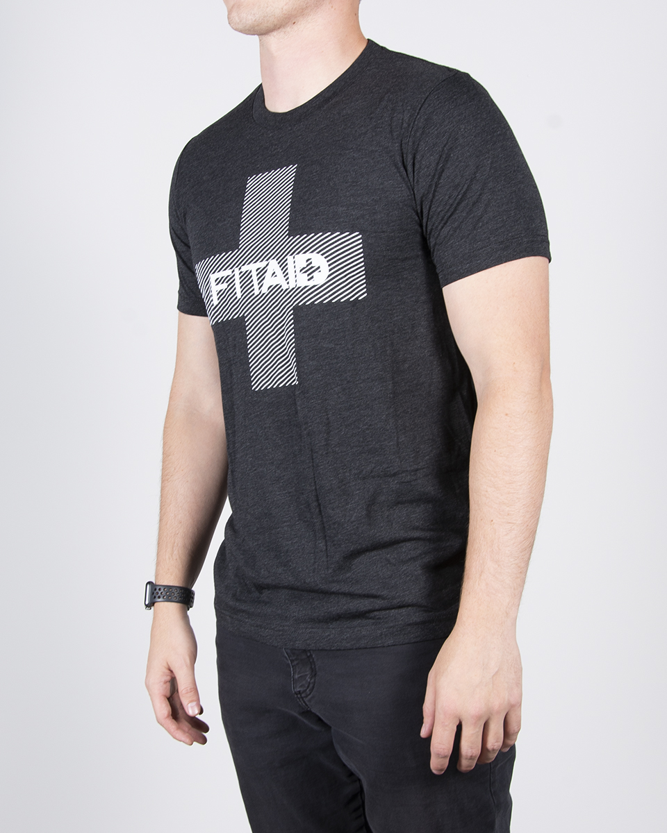 FITAID/LIFEAID LOGO T-SHIRT
