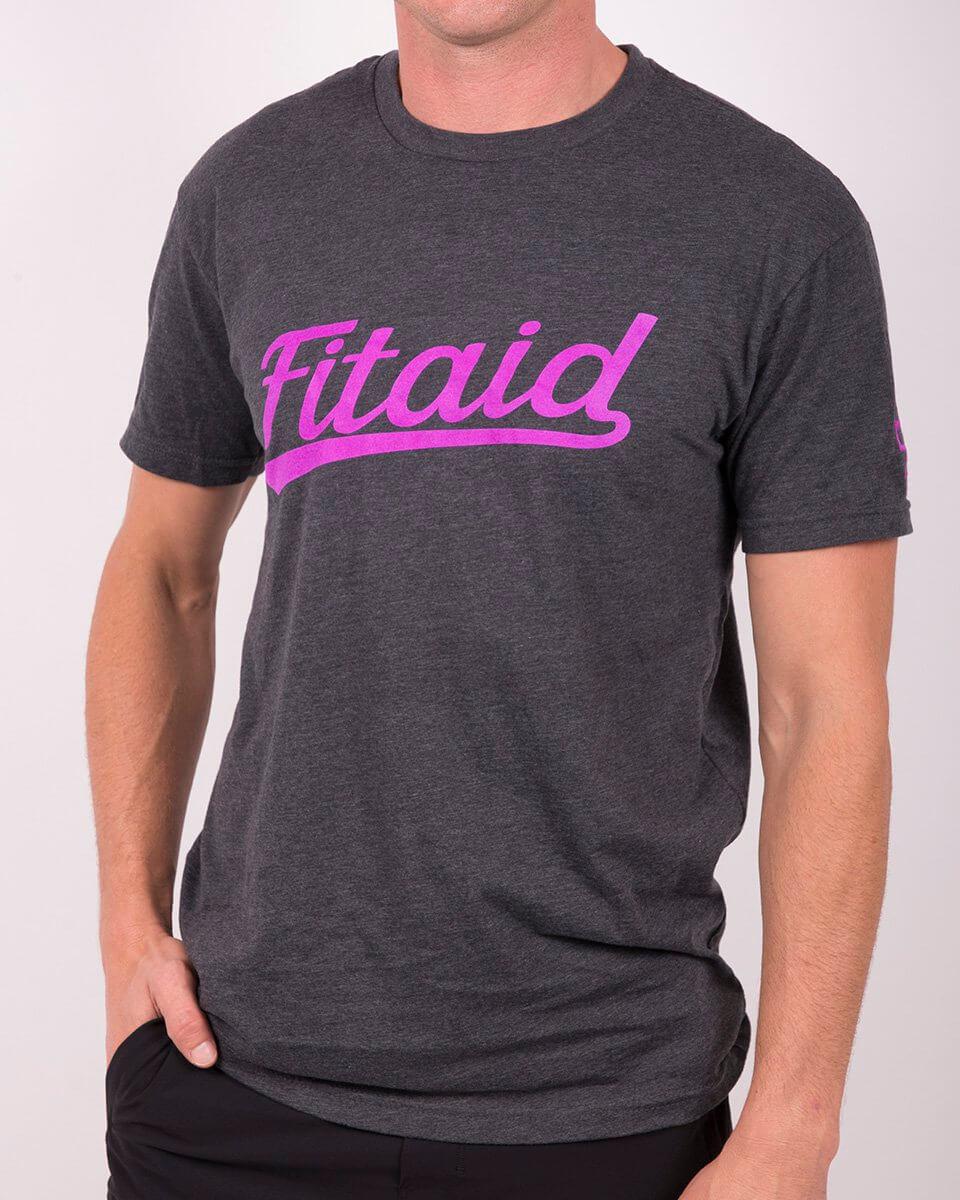 FITAID SCRIPT T-SHIRT