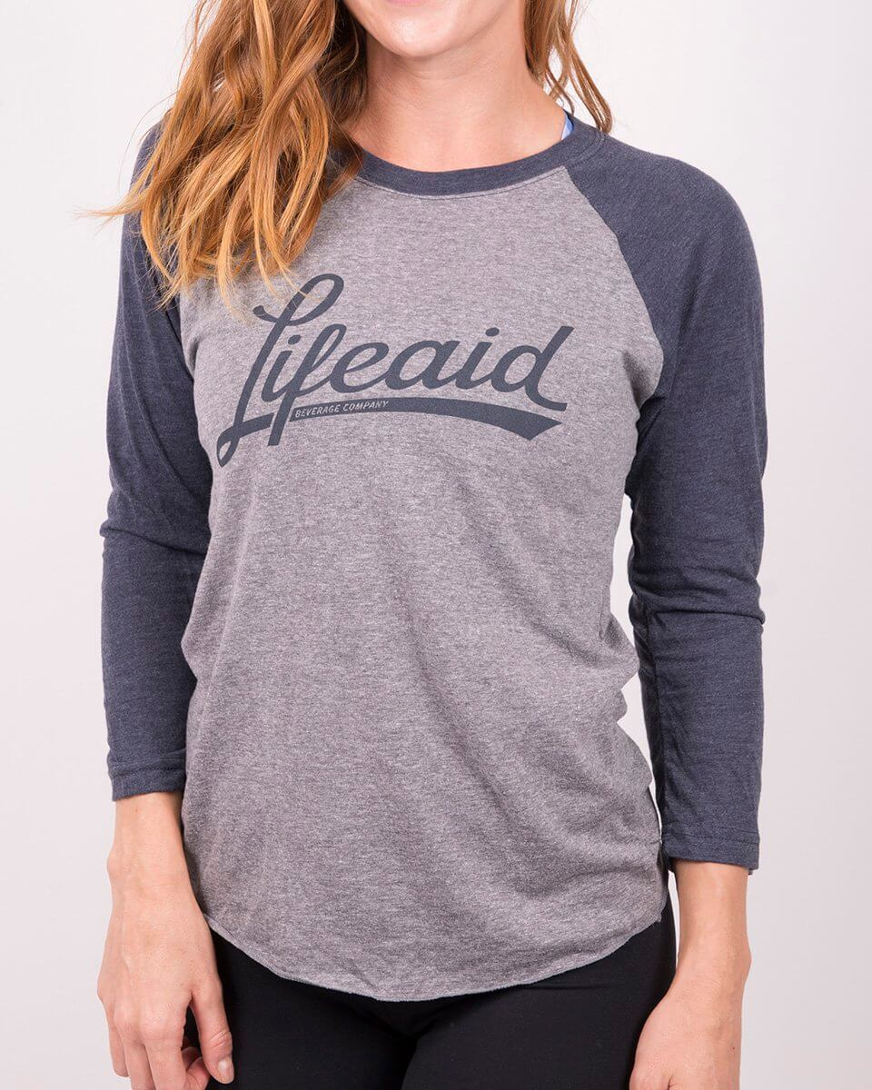 LIFEAID RAGLAN T-SHIRT