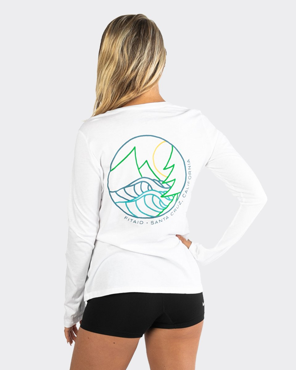 FITAID TWIN PEAKS LONG SLEEVE