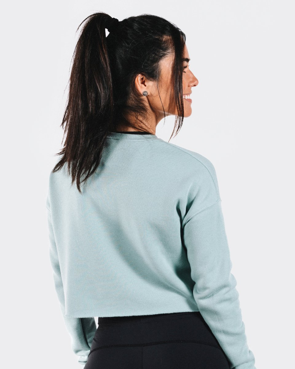 FITAID CROPPED SWEATSHIRT