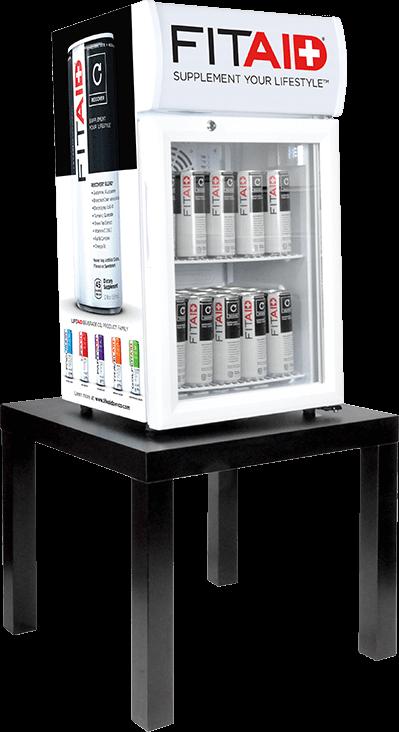 FITAID fridge