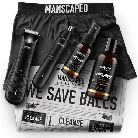 Manscaped Performance Package